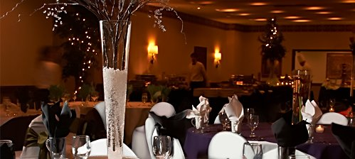 Applause Event Center table setting
