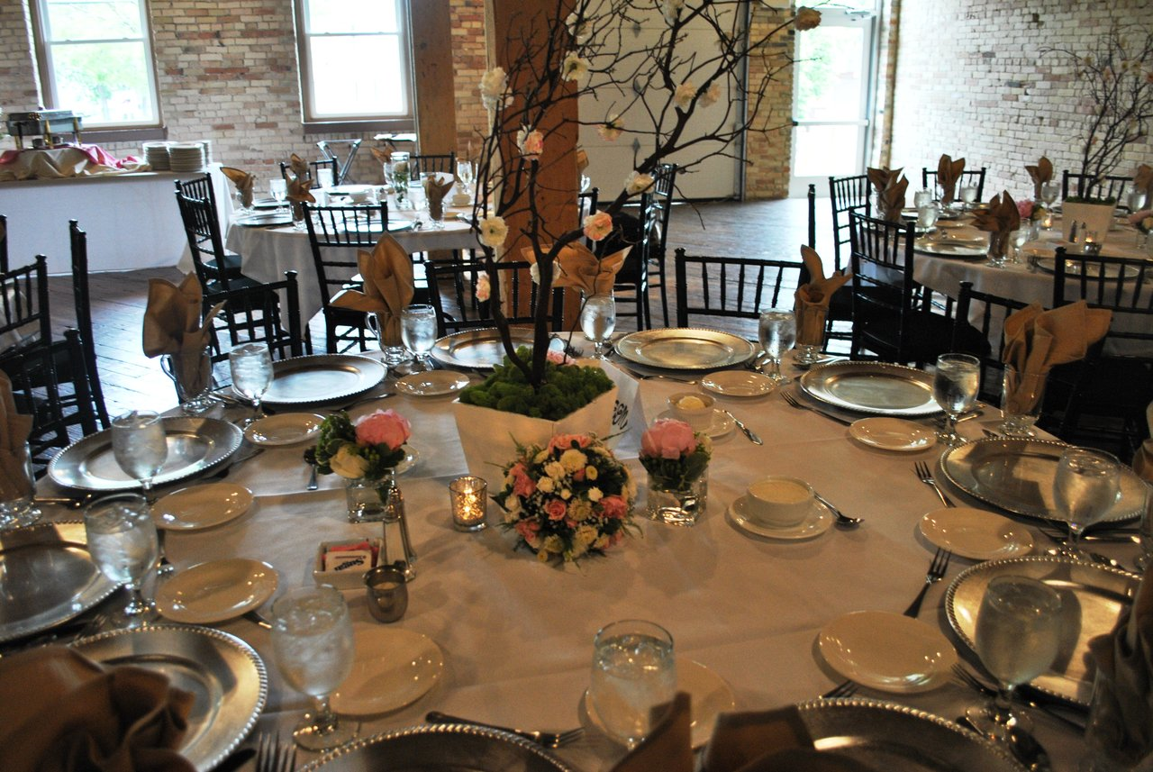 Garden Centre: Applause Catering + Events :: GOEI Center