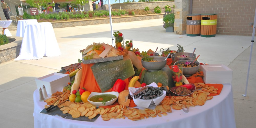 Fred Meijer Gardens, outdoor catering